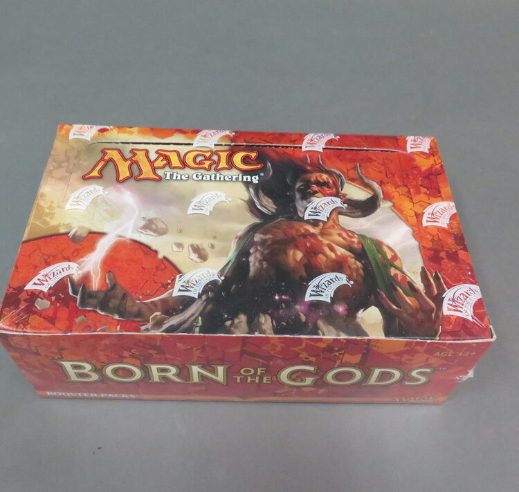 Born of Gods Booster Box