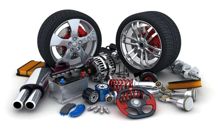 Car and Motorcycle Parts